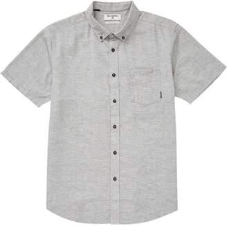 Billabong All Day Short-Sleeve Shirt - Men's
