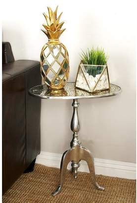 Cole & Grey Glass Mosaic End Table