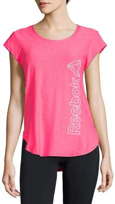 Reebok Women's Legend Logo Tee