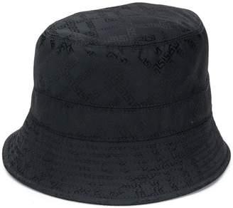 Versace logo bucket hat