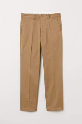 H&M Cotton Chinos - Beige