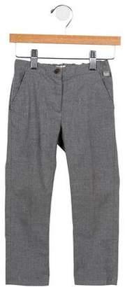 Il Gufo Boys' Three Pocket Knit Pants