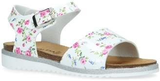 MonnaLisa Lilla Rose Sandals