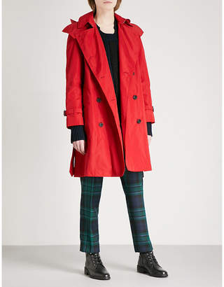 Burberry Amberford shell trench coat