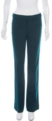 Raoul Wool Straight-Leg Pants