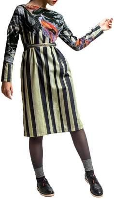 Clara Kaesdorf Loose Dress Light-Print