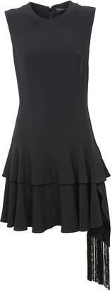 Alexander McQueen Frilled Dress