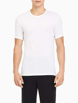 Calvin Klein modern modal crewneck t-shirt