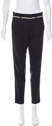 Vince Wool Mid-Rise Pants