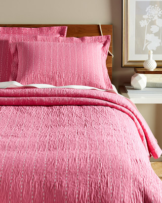 Belle Epoque Skip Stitch Coverlet Collection