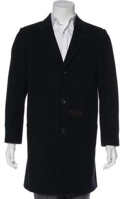 Supreme x Undercover Wool Three-Button Overcoat