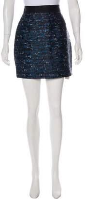 Proenza Schouler Silk Mini Skirt w/ Tags