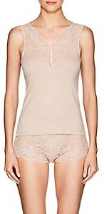 Zimmerli Women's Poetic Botanicals Lace-Trimmed Camisole - Pink