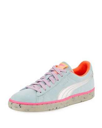 Puma x Sophia Webster Candy Princess Suede Sneakers