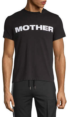 S.P. BADU Mother Graphic Print T-Shirt