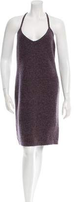 Bottega Veneta Wool-Blend Midi Dress w/ Tags