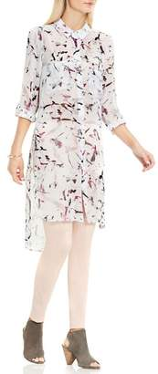 Vince Camuto Painterly Muses Tunic