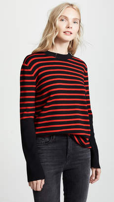 Belstaff Starfield Bretton Stripe Sweater
