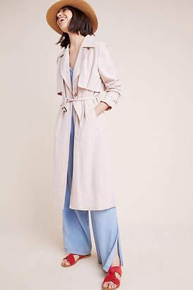 Greylin Blush Trench Coat