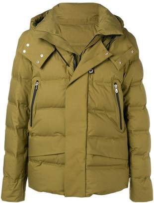 Peuterey hooded puffer jacket
