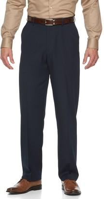 Croft & Barrow Men's Classic-Fit Flat-Front Essential Dress Pants