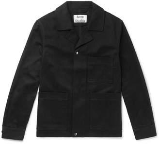 Acne Studios Omar Cotton-Drill Chore Jacket