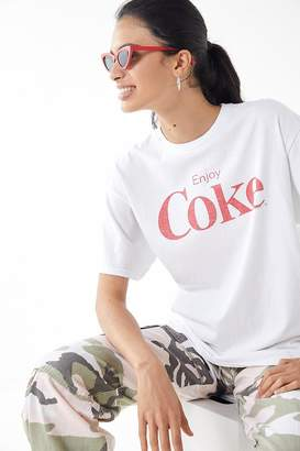 Junk Food Clothing Enjoy Coca-Cola Tee