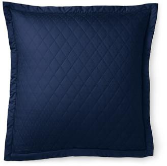 Ralph Lauren Bedford Quilted Throw Pillow