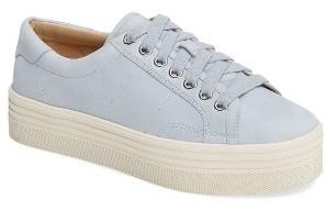 Women's Marc Fisher Ltd Emmy Platform Sneaker $129.95 thestylecure.com