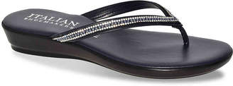 Italian Shoemakers Medley Wedge Sandal - Women's