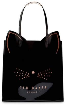 Ted Baker Large Icon Cat Tote