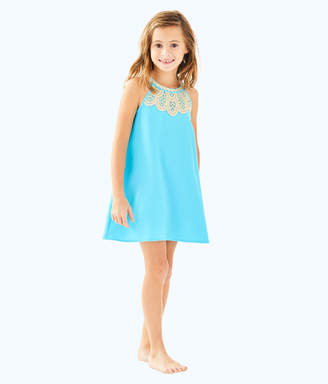 Lilly Pulitzer Girls Mini Pearl Shift