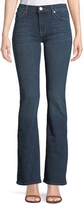 Hudson Love Faded Boot-Cut Jeans