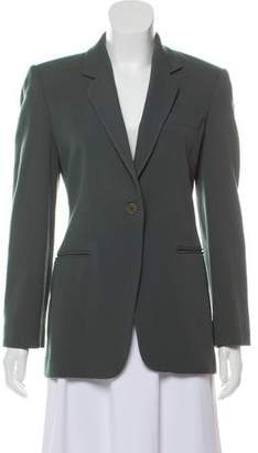 Emporio Armani Notch-Lapel Blazer