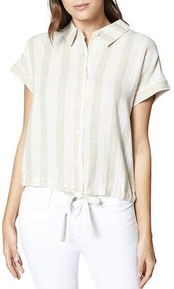 Sanctuary Borrego Tie-Waist Top
