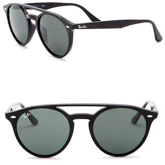Ray-Ban 51mm Round Sunglasses