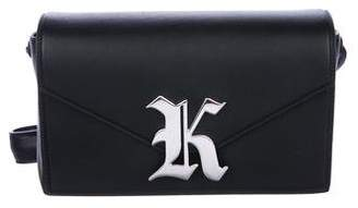 Christopher Kane Gothic K Devine Crossbody Bag w/ Tags