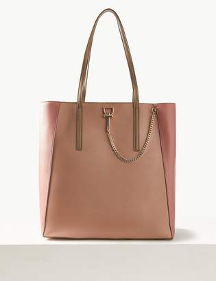Marks and Spencer Chain Detail Shopper Bag