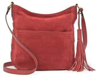 7bb72209d65769 ... Cole Haan Gabriella Suede Crossbody Bag