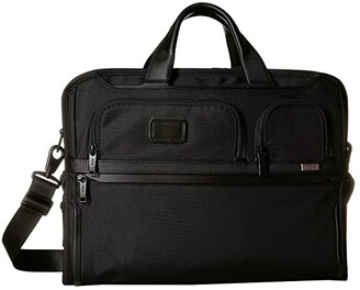 Tumi Alpha 3 Compact Large Screen Laptop Brief