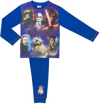 Star Wars Cartoon Character Products The Last Jedi Boys Pyjamas - Age - Last Jedi