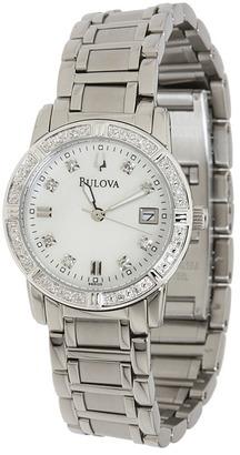 Bulova - Ladies Sport/Marine Star 96R105 Dress Watches $399 thestylecure.com