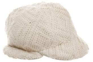 Eugenia Kim Chunky Knit Brimmed Hat