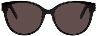 Saint Laurent Black SL M39/K Sunglasses
