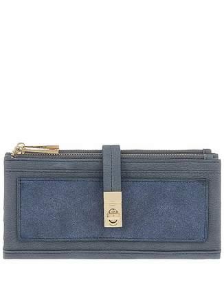 Accessorize Soft Double Flap Wallet