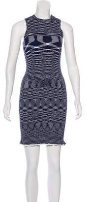 See by Chloe Patterned Knit Dress