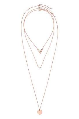 H&M 3-pack Necklaces - Gold-colored - Women