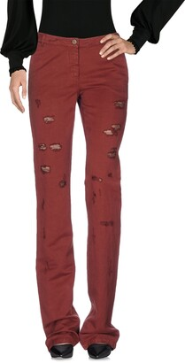 Alysi Casual pants - Item 36865890