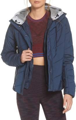 LNDR Toast Water Repellent Hooded Jacket