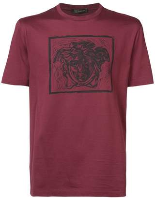 Versace Medusa in Square T-shirt